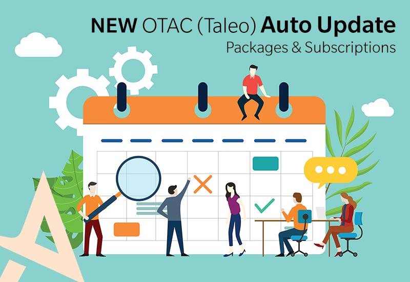 OTAC Auto Updates