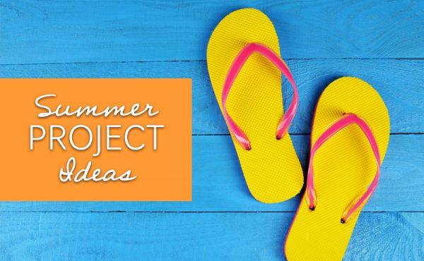 summer project ideas