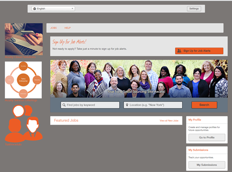 Acuity Social Sourcing